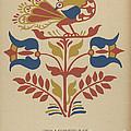 "Plate 4: From Portfolio ""folk Art Of Rural Pennsylvania"" by American 20th Century"