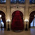 Poinsettia Christmas Tree The Breakers by Jason O Watson