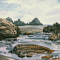 Point Lobos by Donald Maier