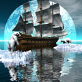 Polar Expedition by Claude McCoy