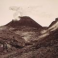 Pompeii, Mt Vesuvius by Granger