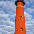 Ponce Lighthouse by Maria  Struss