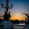 Pont Alexandre IIi by Mark Llewellyn