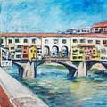 Pontevecchio by Joan De Bot
