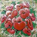 Poppies by Gina De Gorna