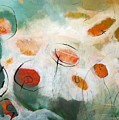 Poppies In The Clouds by Teofana Zaric
