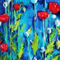 Poppies by Melinda Etzold