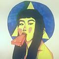 Popsicle  by Kaylyn Groom