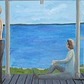 Porch People by Sheryl  Sutherland