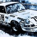 Porsche Carrera Rsr, 1973 - 03 by Andrea Mazzocchetti