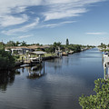 Port Charlotte Ackerman Waterway From Ohara by Don Kerr