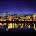 Portland  Oregon by Don Siebel