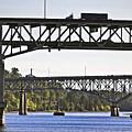Portland Port104 by Howard Stapleton