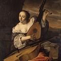Portrait Of A Woman by van der Helst