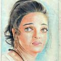 Portrait by Vikas Rai
