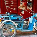 Portuguese Wheels by Andrea Simon
