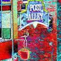 Post Alley by Tim Allen