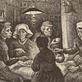Potato Eaters, 1885 by Vincent Van Gogh