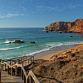 Praia Do Amado, Portugal by Mikehoward Photography