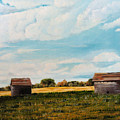 Prairie Homestead by Jeannette Sommers