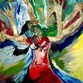 Praise Dance by Kelly Turner