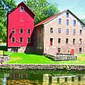 Prallsville Mill by Addie Hocynec