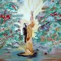Praying by Lynne Messeck