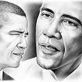 President Barack Obama by Greg Joens