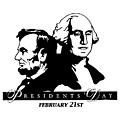 President's Day by Frederick Holiday