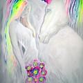 Princess And Unicorn by Chirila Corina