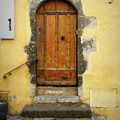 Provence Door Number 6 by Lainie Wrightson