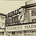Public Market by David Patterson