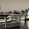 Punta Gorda From Marion by Don Kerr