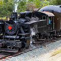 Quincy Railroad No. 2 by Rick Pisio