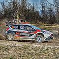 Rally Car by Borko Turudic