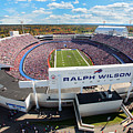 Ralph Wilson Stadium by Anthony Salerno