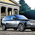 Range Rover by Lora Battle