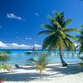 Rangiroa Atoll, Kia Ora by Peter Stone - Printscapes