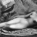 Reclining Nude, C1885 by Granger