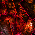 Red Chocolate by Carola Ann-Margret Forsberg