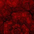 Red Fractal 051910 by David Lane