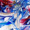 Red White And Blue Migraine by Bruce Combs - REACH BEYOND
