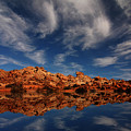 Redrock Reflections by Mark Smith