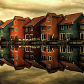 Reflections Of Groningen by Skitterphoto