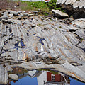 Reflections Of Pemaquid by Brenda Giasson