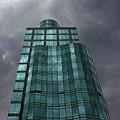 Reflective High Rise Building by Robert Ullmann
