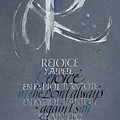 Rejoice I by Judy Dodds