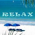 Relax by Stephen Warren