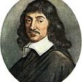 Rene Descartes, 1596-1650 by Granger