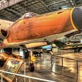 Republic F-105, Thunderchief by Greg Hager